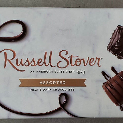 Russell Stover Assorted Boxed Chocolate