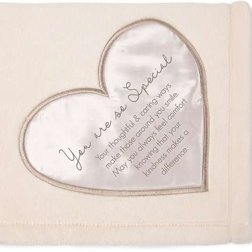 YOU ARE SO SPECIAL Ultra Soft Plush Throw Blanket