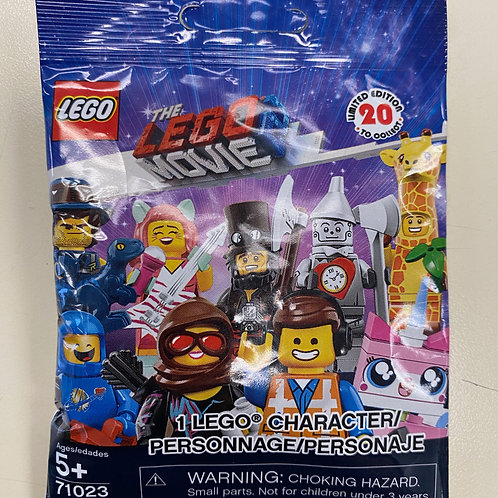 Lego Minifigures The Lego Movie