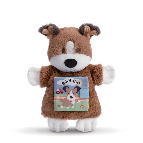 DEMDACO B-I-N-G-O Puppet Book