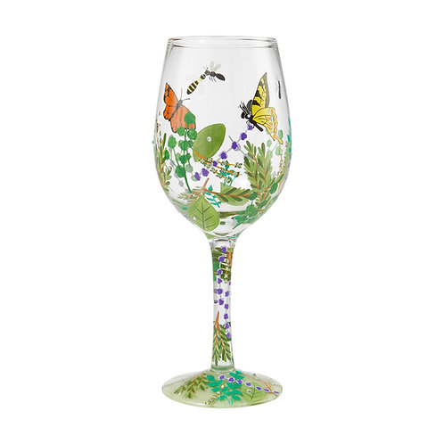 "Lolita ""Organica"" Wine Glass"