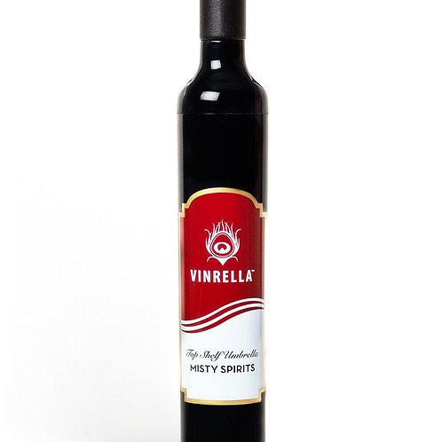 Vinrella Black Wine Bottle Umbrella