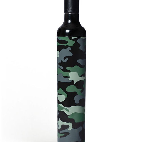 Vinrella Camo Wine Bottle Umbrella