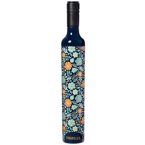 Vinrella In Bloom Wine Bottle Umbrella