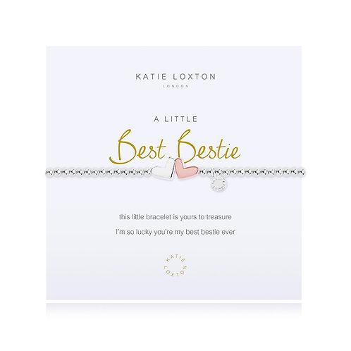 Katie Loxton Best Bestie Stretch Bracelet