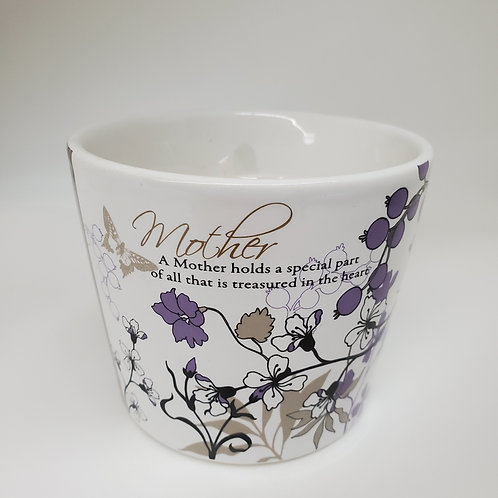 Mother - 8 oz Soy Wax Candle Scent: Tranquility