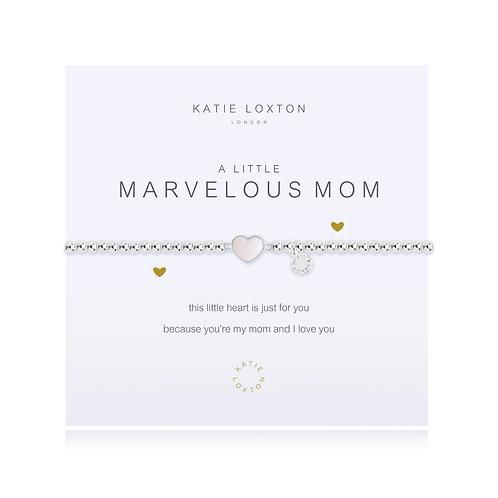 Katie Loxton Marvelous Mom Stretch Bracelet