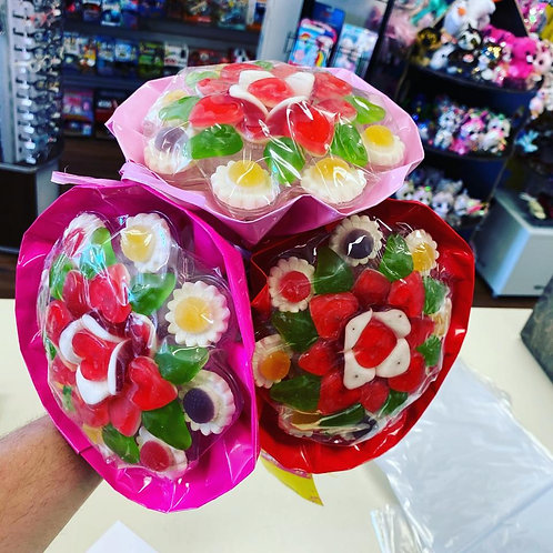 Gummy Flower Bouquet