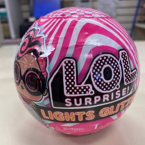 LOL Surprise Lights Glitter Doll