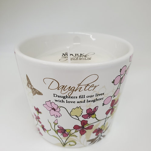 Daughter - 8 oz Soy Wax Candle Scent: Tranquility