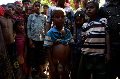 Katin Pick Pyin Chay Village, Sittwe, Rakhine, Maymar