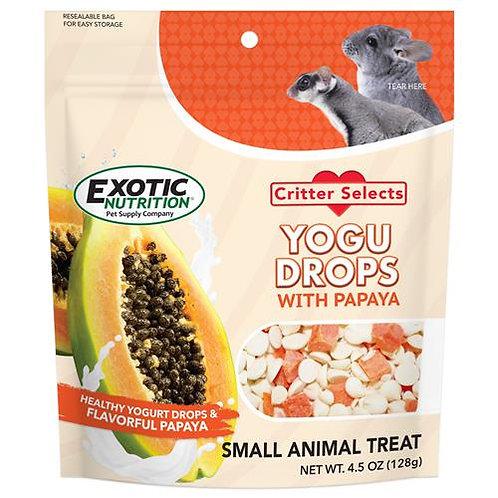 Treats Yogu Drops with Papaya
