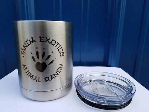 Janda Exotics Insulated 8oz Mug with Lid