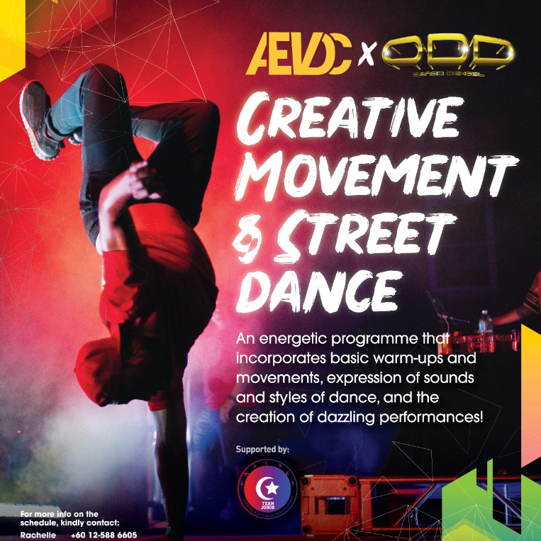 Creative Movement @ ACE Hub