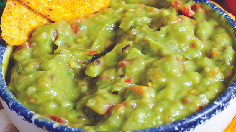 Guacamole Santa Fe Style Frozen x 500g