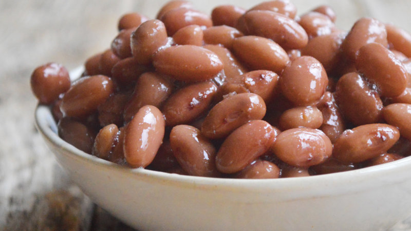 Pinto Beans (Canned)  2.5kg