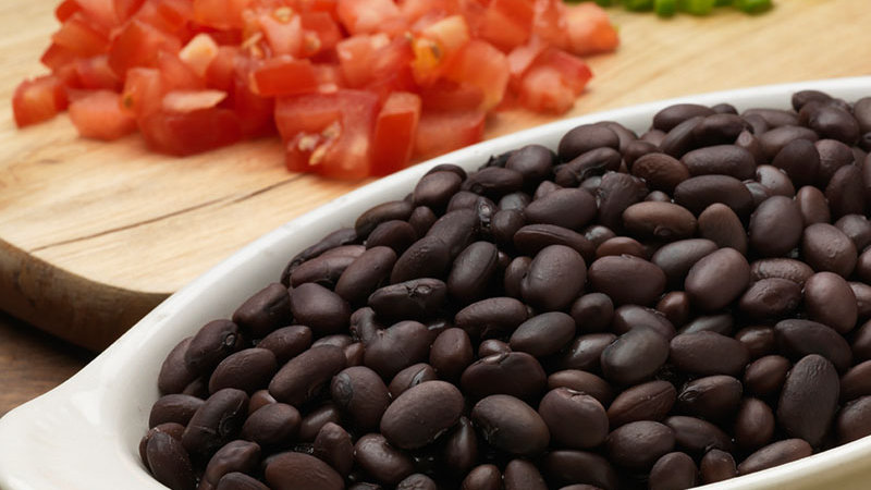 Black Turtle Beans (Canned)  2.5kg