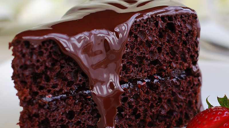 Chocolate Fudge Cake - 14 ptn Frozen