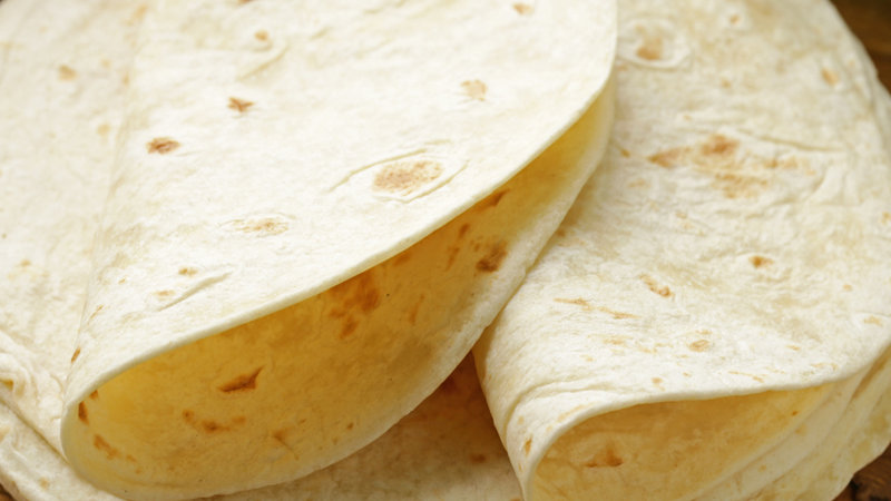 """Flour Tortillas 12"""" (30cm) x 18pcs"""