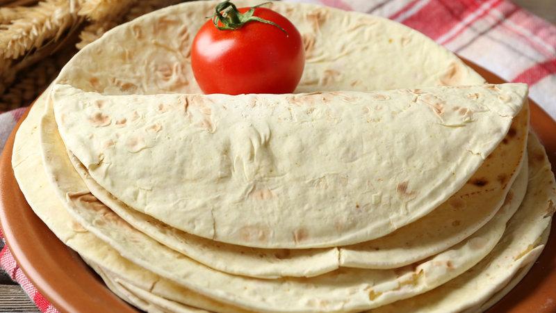 """Flour Tortillas 10"""" (25cm) - 18pcs"""