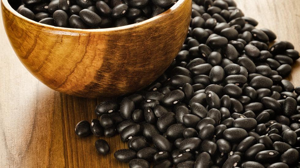 Black Turtle Beans (Dried)  25kg