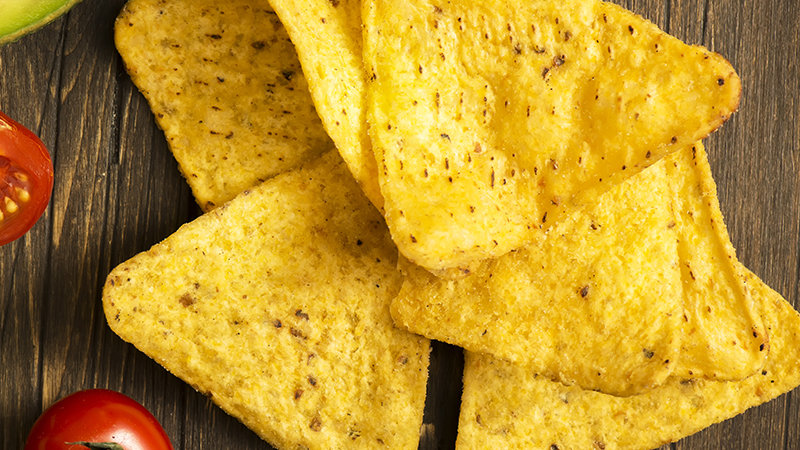 Tortilla Chips (Corn)  x 500g