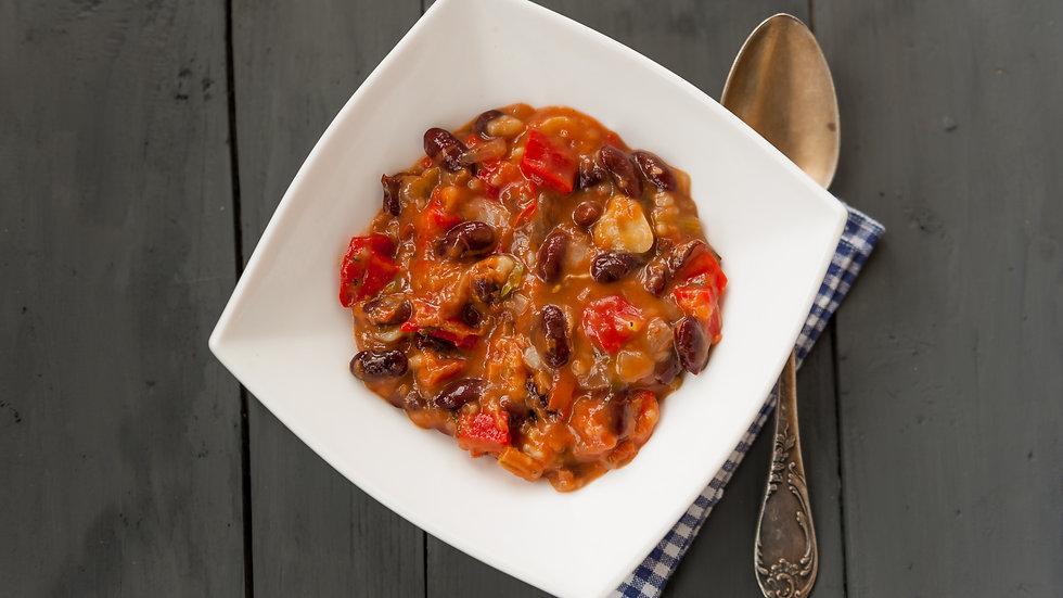 Vegetable Chili (Frozen) x 1kg