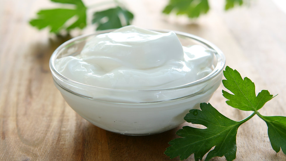 Sour Cream (Set) - 5kg