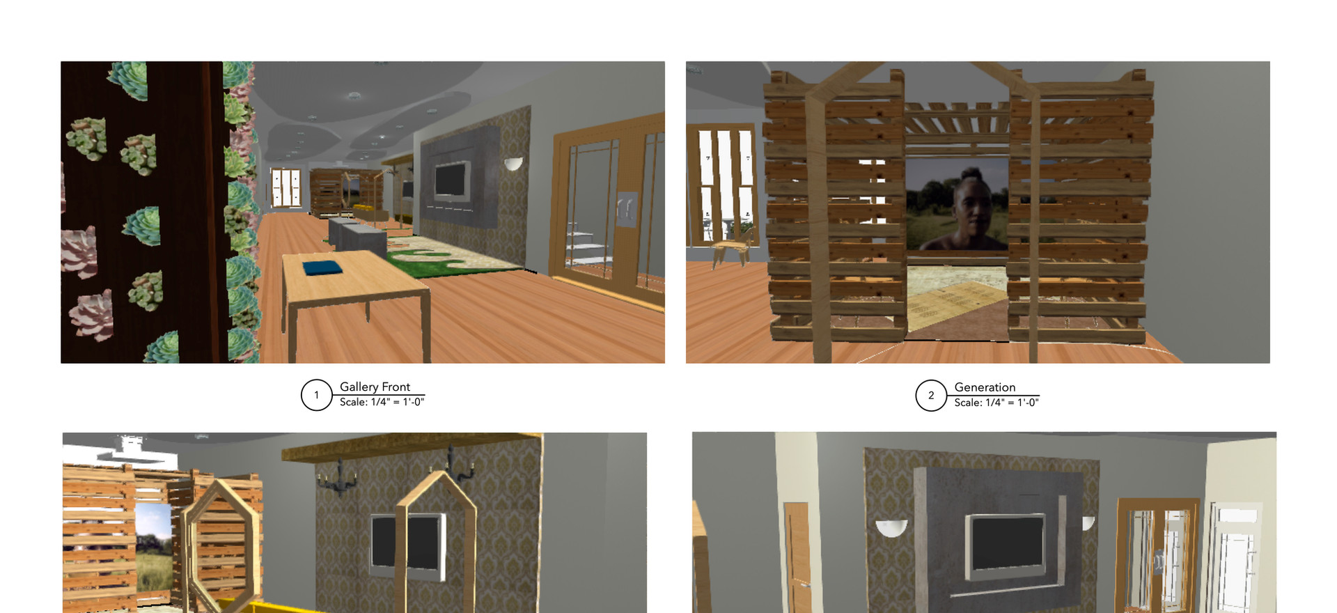 Vectorworks Mock Up