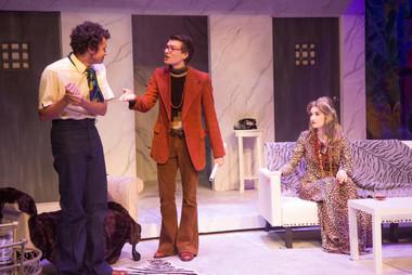 Paul, Woodley, & Penelope Ryan