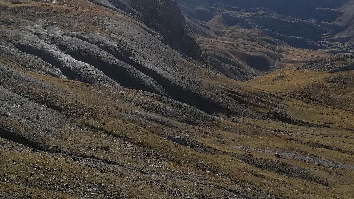 Image de montagne vers Nice