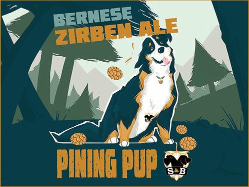 Pining Pup - Bernese Zirben Ale (3 x 750 ml)