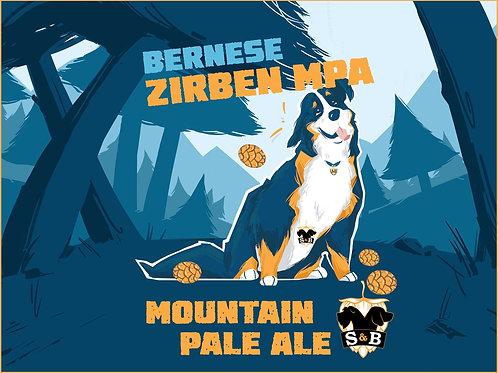 MPA Bernese Zirben Hoppy Ale (6 x 330ml)