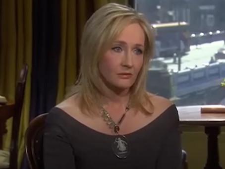"""J.K. Rowling nomineret til BBC-pris for """"transkritisk"""" essay"""