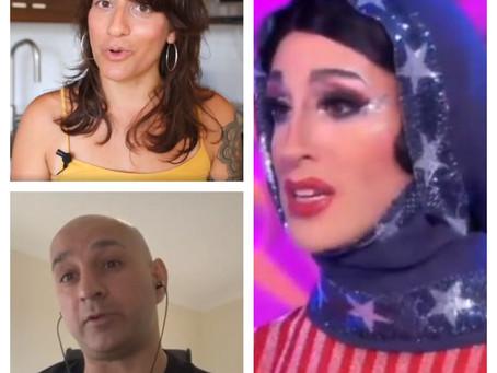 Lesbisk influencer og homoseksuel eksmuslim i opråb til LGBT: På tide at kritisere islam