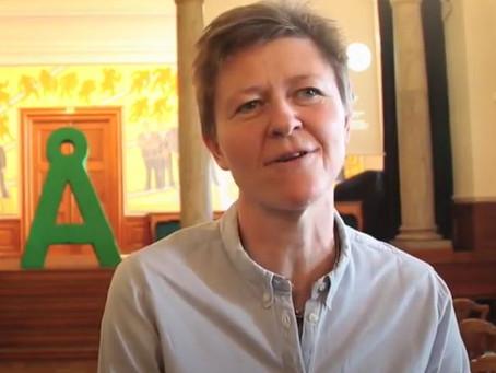 Går Josephine Fock af som partileder?