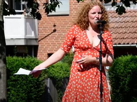 Rosa Lund bryder sig ikke om løgne - men lyver selv