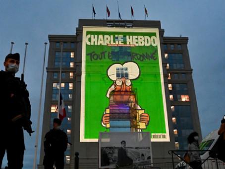 """Lovkommission i Storbritannien vil forbyde """"islamofobiske"""" karikaturtegninger"""