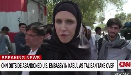"CNN om Taliban: ""De virker venlige"""