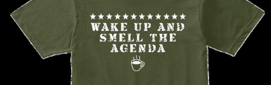 eBay bandlyser harmløs T-shirt