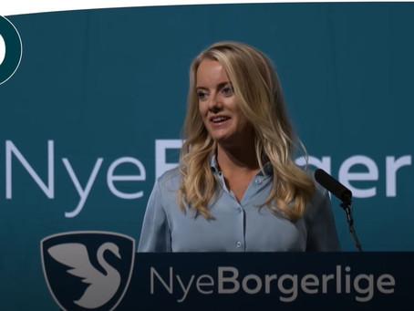 Pernille Vermund og Nye Borgerlige indleder Muhammed-kampagne