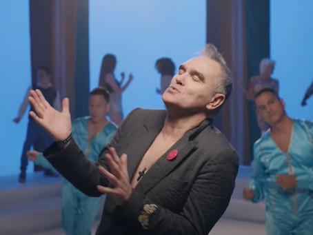 """Morrissey: """"Vi lever i de dummes tidsalder"""""""
