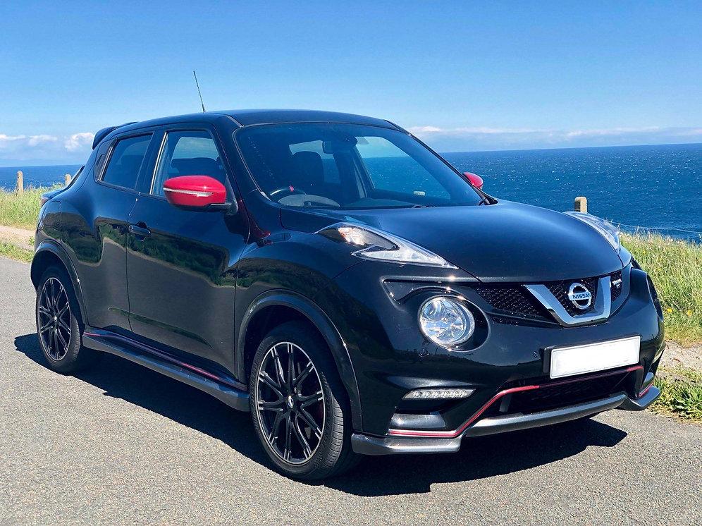 2016 Nissan Juke Nismo >> Mid 2016 Nissan Juke Nismo Rs Dig T 4x4 Cvt
