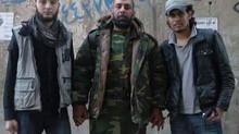 Basset Image From Inside Homs