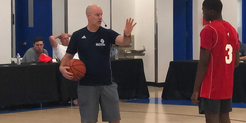 Coaching Clinic with Chris Oliver