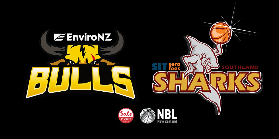EnviroNZ Franklin Bulls vs SIT Zero Fees Southland Sharks