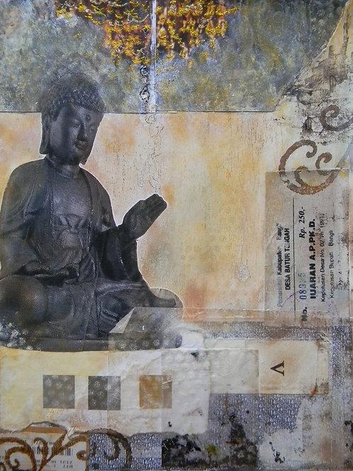 Coffeeshop Buddha