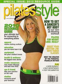 Pilates Style article