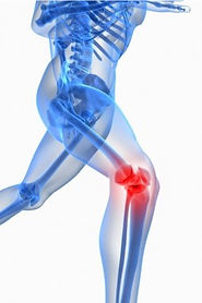Knee pain symptoms and causes