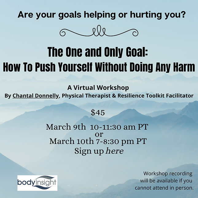 Are Your Goals Helping or Hurting You?.p